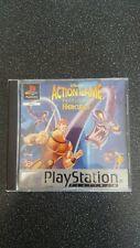 Disney Jeu d'action d'Hercules PS1 Playstation 1 platine. Testé très bon état