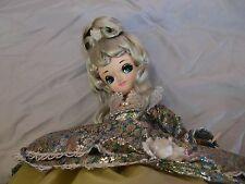 Collectable doll, girls keepsake, with stand