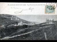 BOIS-de-CISE (80) VILLAS de la PLAGE en 1903