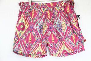 Polo Ralph Lauren Mens Swim Trunks New sz 36  Southwest print Swimsuit Monaco RL