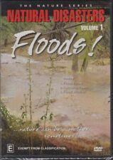 Natural Disaster Volume 1 Floods Region 4 DVD GC