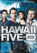 HAWAII FIVE-0, Season 2 (6 DVDs) NEU+OVP