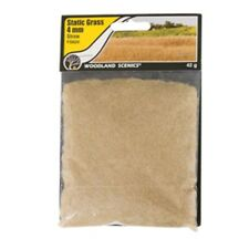 4mm Static Grass Straw