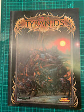 Warhammer 40,000 CODEX TYRANIDS (2001 ed) by Games Workshop