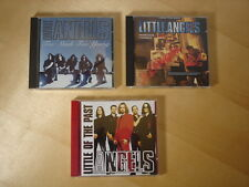 Little Angels 3xCD, Little Of The Past, Too Much Too Young 2, Young Gods Single