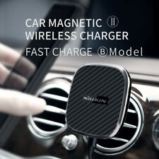 Nillkin Car Magnetic Wireless Charger B-Model Fast Charge For iPhone 8 Plus/X
