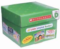 75 Leveled Easy Guided Readers Level D Box Set LOT Kindergarten Grade 1 First