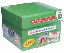 Little Leveled Readers: Level D Box Set: Just the Right Level to Help Young Read