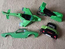 BEN 10 Ten Kevin 11 CAR Vehicle plane parts spares or repair alien force