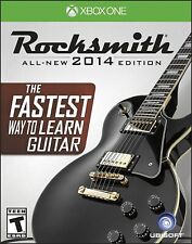 Open Box, Rocksmith 2014 Edition w/ Real Tone Cable, Xbox One