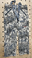 Sitka Gear 90% Pant  Open Country Large L Pants w/ Suspenders