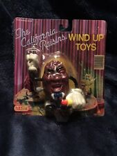 California Raisins Wind Up Toy