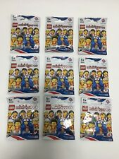 LEGO Minifigures Team GB Olympic Minifigure (8909)
