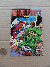 Marvel Comics Presents : Spider-Man . Scream Scorpion . Mini Comic 1987 . NM