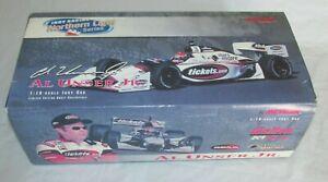 #3 Al Unser JR Oldsmobile Indy Racing Die Cast 1:18 Action Tickets/Starz Ed-MINT