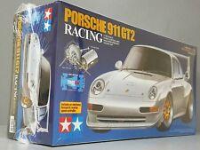New Tamiya 1/10 R/C Porsche 911 GT2 Racing TA02SW w/ ESC #84399 in Shrink Wrap
