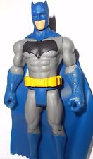 DC UNIVERSE Justice League movie 6 inch BATMAN blue classic suit v superman bvs