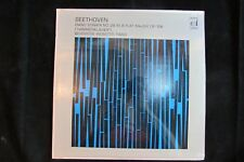 BEVERIDGE WEBSTER Beethoven piano sonata no.29 in B Flat DOVER STEREO LP SEALED