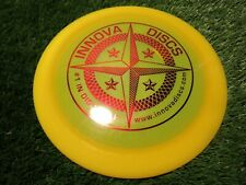 new Firestorm Champion 175 yellow Proto distance driver Innova disc golf dealer