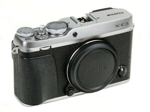 Fujifilm X-E3 Gehäuse