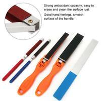 5pcs Sandpaper Stick Set Sanding Paper Roll Ruler for Jewelry Polishing Tool Kit