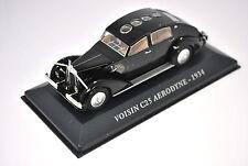 Voiture modèle réduit collection 1/43ème Voisin C25 Aerodyne de 1934