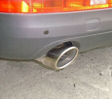 Audi Q7 EXHAUST FINISHERS STAINLESS STEEL