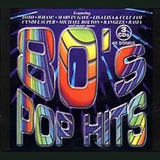 '80s Pop Hits, Luther Vandross,Cyndi Lauper,Den, New Box set
