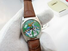 "BUGS BUNNY,TAZ,DAFFY,Looney Tunes,Musical Baseball Game"" CHARACTER WATCH,R3-06"