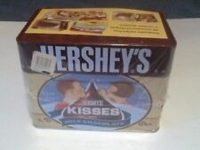 Hershey's Recipe Card Collection Tin New 99 Recipes, 5 Section Dividers, Box