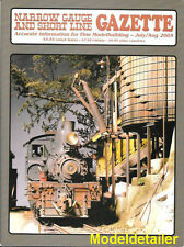 Narrow Gauge Gazette July 05 West Side Lumber Crescent Tramway Bodie Water Tank