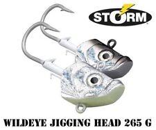 Storm Wildeye Jigging Head 265 g, hook size 9/0, Sea fishing