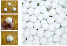 New 40mm Ping Pong Table Tennis Balls Bulk Wholesale White Play