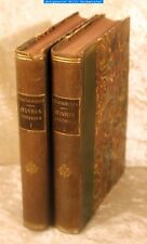 Chateaubriand-Oeuvre choisies-Tome 1-2, Collection des Grands Classiques Franca