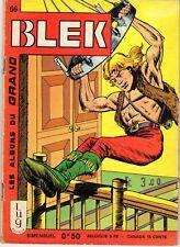 BLEK NUMERO 66 LUG 1966 PASSIONNANT