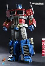 HOT TOYS TRANSFORMERS OPTIMUS PRIME STARSCREAM VER. 1° ST. HK FAST STOCK FIGURE