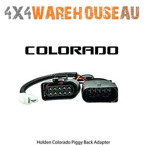 Holden Colorado RG & Trailblazer 2012-2020 High Beam Piggy Back Adapter COLORADO