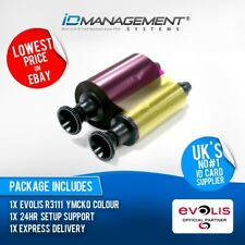 Evolis R3111 Colour Ribbon for Quantum1 Printer • Genuine Ribbons