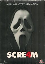 "DVD ""SCREAM 4"" - NEVE CAMPBELL -  DAVID ARQUETTE  neuf sous blister"