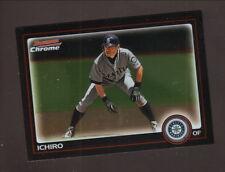Ichiro Suzuki--2010 Bowman Chrome Baseball Card--Seattle Mariners