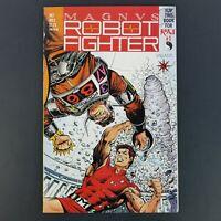 Magnus Robot Fighter # 5 Flip Book Rai # 1 1st Appearance Rai Valiant Comic M3
