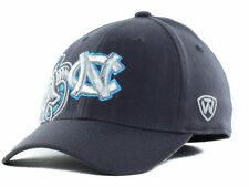 North Carolina Tar Heels Top of the World NCAA Molten Charcoal Cap - OSFM