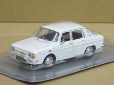 Renault 10-- weiß-- 1/43--IXO/IST/Kultowe Auta PRL--NEU--OVP