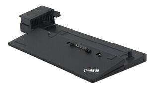 Lenovo ThinkPad Pro Dock Type 40A1 USB 3.0 DVI VGA DP with Lenovo Power Adapter
