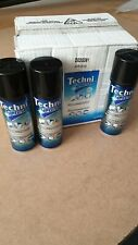 3 Tins Techni Clean Foaming Screen Cleaner + Protector 175g Foam Spray TV Laptop