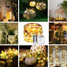 LED Fairy Lights Battery Operated Waterproof 8 Modes Twinkling Micro String Lamp