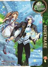 Alice in the Country of Clover Nightmare by QuinRose Job Manga Graphic Novel