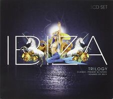 IBIZA TRILOGY - BALEARIC SOUL, CANTOMA, KARU, MOJO PROJECT - 3 CD NEW+