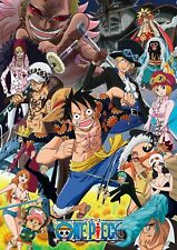 Anime One Piece 2 Anime Art Glossy Poster- Size A1 A2 A3 A4