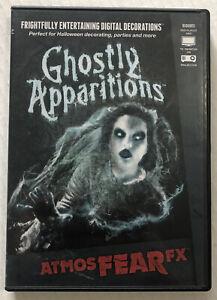 AtmostFearFx Ghostly Apparitions Visual Effects (Dvd, Digital Decor, Halloween)